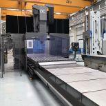 Fresadora CNC de puente :: CORREA FP 40/60