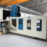 Fresadora CNC de puente :: CORREA FP 30/40 ATC