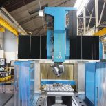 Fresadora CNC de puente :: CORREA FP 40/30 ATC UDG