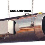 Generador de aire caliente de combustión directa :: KRUGER ASGARD100A
