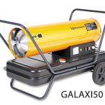 Generador de aire caliente de combustión indirecta :: KRUGER GALAXI50