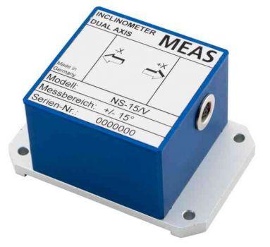 Inclinómetro por conductividad MEAS