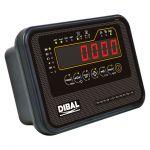 Indicador de pesaje digital :: DIBAL DMI-610