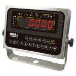 Indicador de pesaje digital :: DIBAL DMI-620