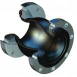 Junta de expansión de caucho de onda esférica :: SAFETECH Flexel CGII