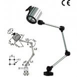 Lámpara halógena para máquinas :: Westelettric HSC Series