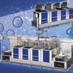 Máquinas de limpieza por ultrasonidos