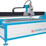 Máquinas de corte por agua