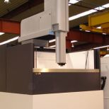 Máquina de electroerosión con eje Z de 1000 mm de recorrido :: ONA NX7