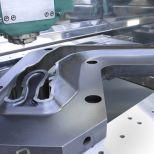 Máquina de electroerosión por hilo para sector automoción :: ONA AF35