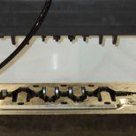 Máquina de electroerosión por penetración para sector automoción :: ONA NX7