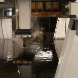 Máquina de electroerosión penetración con un tanque de trabajo especial de 8 metros de longitud :: ONA NX7