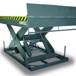 Mesa elevadora para muelle de carga :: FERROFLEX Ram-T