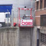 Montacargas para aplicaciones industriales :: OGEI