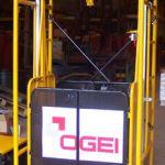Montacargas elevador de materiales :: OGEI O-300