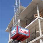 Montacargas elevador de materiales :: OGEI OC-1500