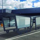 Parking cubierto para carros de supermercado :: COVERCARTT CHARIOT
