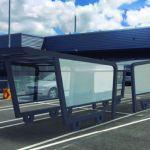 Parking cubierto para carros de supermercado :: COVERCARTT CHARIOT
