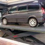 Plataforma elevadora de vehículos :: LEIZA