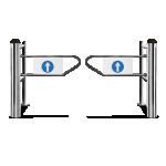 Portillo de acceso peatonal :: CARTTEC ELECTRIC CRTT