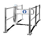 Portillo de acceso peatonal :: CARTTEC ELECTRIC CRTT-S