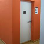 Puerta acústica de batiente :: SACINE