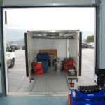 Rampa niveladora para vehículos comerciales :: SACINE