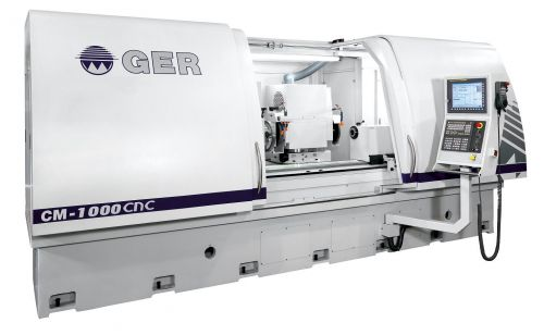 Rectificadora cilíndrica CNC GER CM-CNC