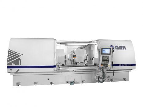 Rectificadora cilíndrica CNC GER CP-CNC