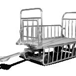 Remolque para aeropuerto :: CARTTEC CY-Z4800-BG