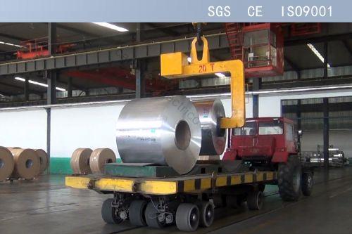 Remolque industrial BEFANBY