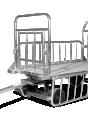 Remolque portaequipaje handling CARTTEC CARTT4800-G0