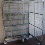 Roll container plegable :: FABRICACIONES METÁLICAS
