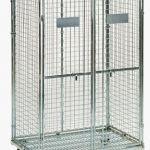 Roll container de seguridad antihurto :: Fabricaciones Metálicas