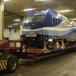 Rolltrailer para el manejo de vagones :: DTA