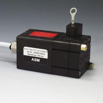 Sensor de distancia por cable ASM WS31 - WS42