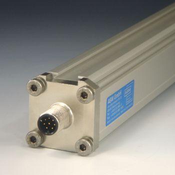 Sensor de distancia magnetostrictivo ASM POSICHRON -  PCQA21 - PCQA22 - PCQA23 - PCQA24