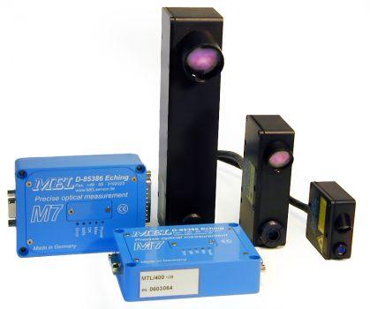 Sensor láser para medir distancias MEL
