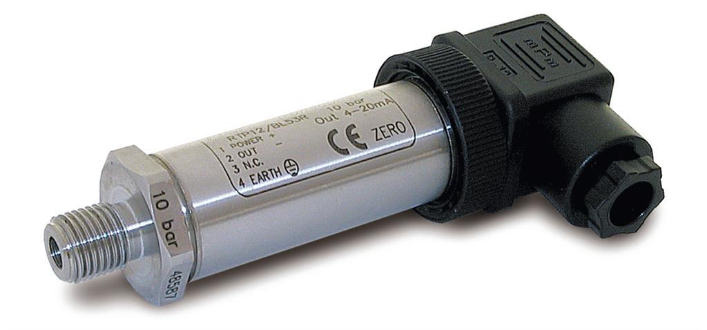 Sensor de presión industrial AEP TP3