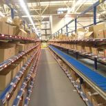 Sistema de picking por luz para preparación de pedidos :: ASTI