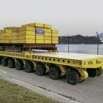 SPMT para mover desechos de plantas nucleares :: DTA