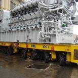 SPMT para mover motores :: DTA