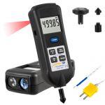 Tacómetro digital :: PCE INSTRUMENTS PCE-T 260