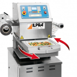Termoselladora semi-automática :: ILPRA Fp RotoBasic