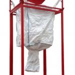Tolva de llenado de big bags :: Fabricaciones Metálicas