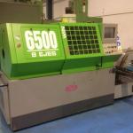 Torno CNC automático :: MUPEM WIN 6500