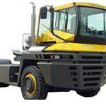 Tractor de arrastre térmico de alta capacidad :: Terberg GCW RT382