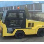 Tractor de arrastre térmico compacto :: Charlatte TD225