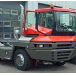 Tractor de arrastre térmico portuario :: Terberg YT222