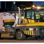 Tractor de arrastre térmico portuario :: Terberg RT223